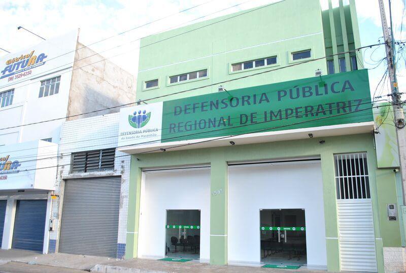 Defensoria Pública protocola na Justiça o pedido de