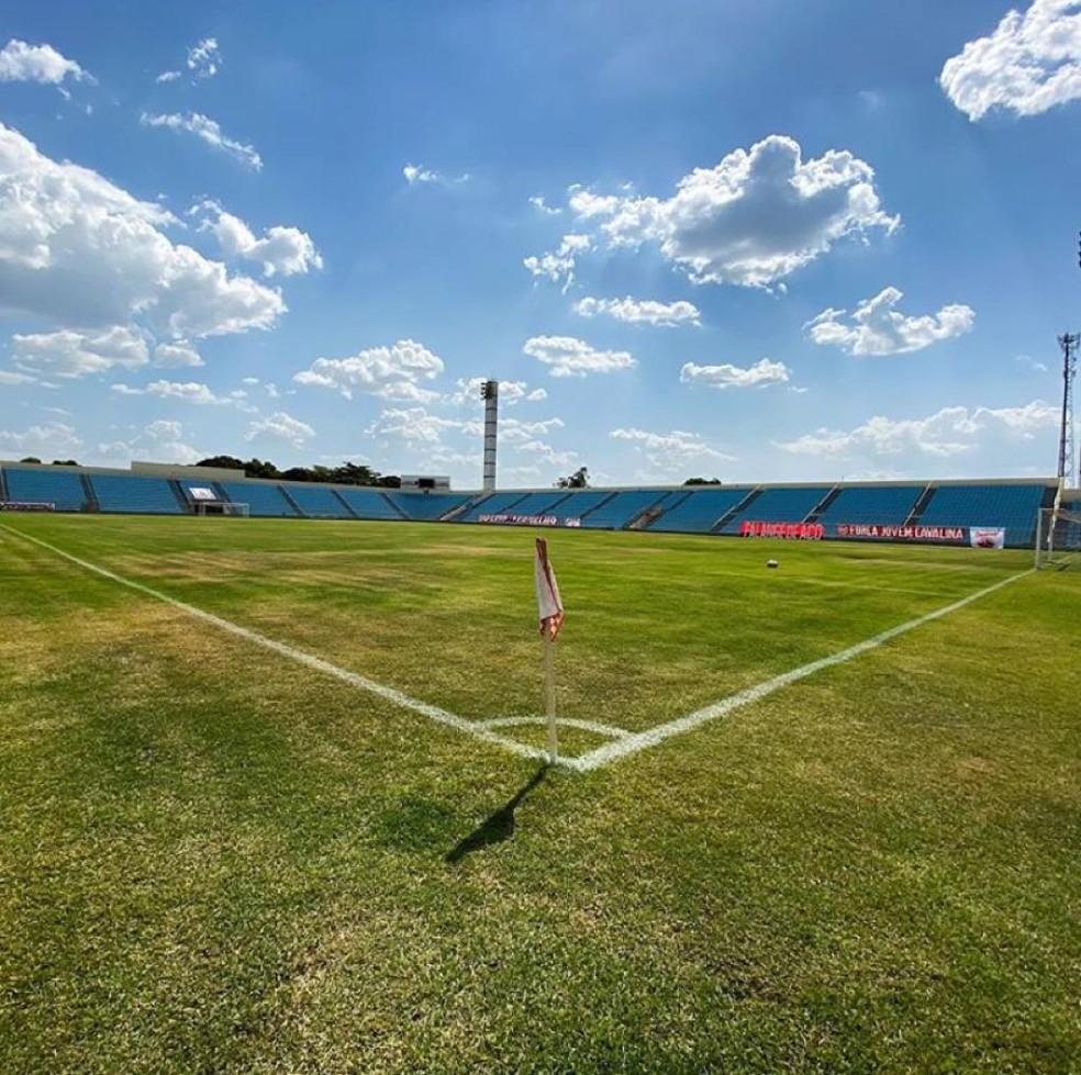 Estádio Frei Epifânio (Foto: Divulgação)