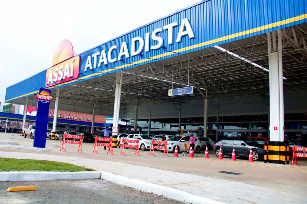 Assaí Atacadista inaugura loja na BR-010 em Imperatriz (Foto: Divulgação)