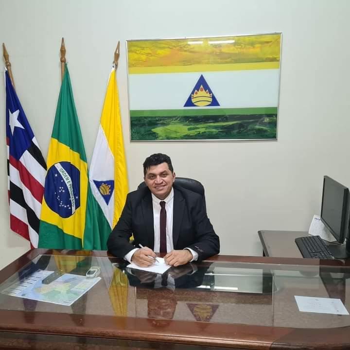 Alberto Souza presidirá a Câmara Municipal nos anos 2021/2022 (Foto: Reprodução/Redes Sociais)