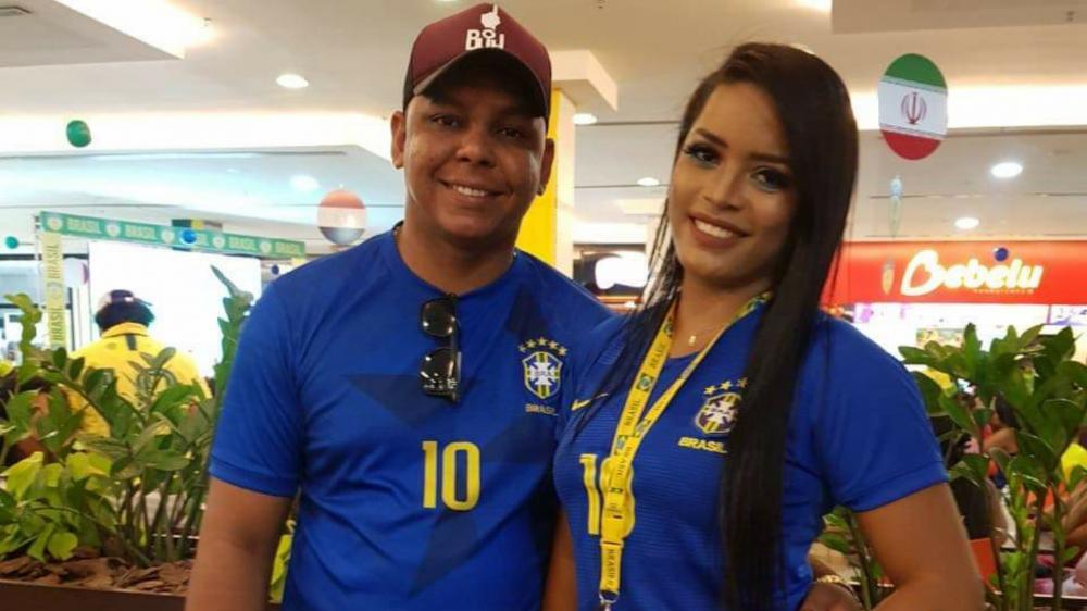 Ezequias e Bruna foram executados a tiros no bairro Sol Nascente (Foto: Divulgação/Redes Sociais)