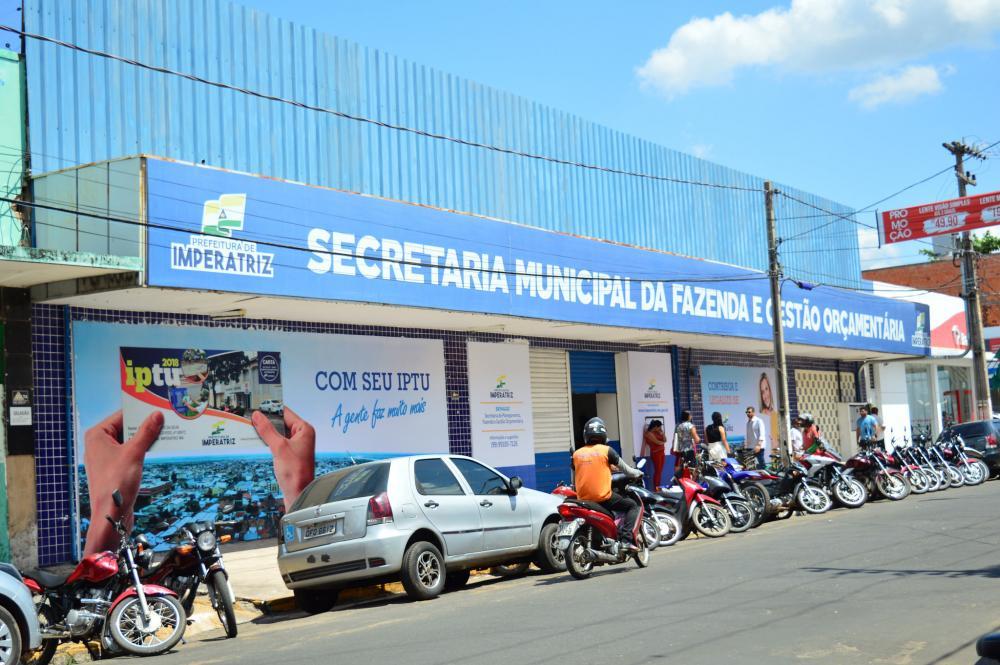 A taxa pode ser emitida pelo site da Sefazgo (Foto: Divulgação/Francisco Lima)