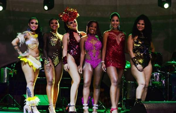 As seis finalistas escolhidas neste sábado (Foto: Divulgação)